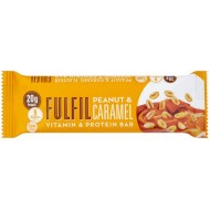 Fulfil Peanut & Caramel Protein Bar 15 x 55g