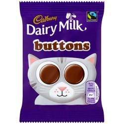 Cadbury Dairy Milk Buttons 60 x 14g