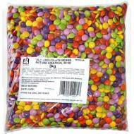 Chocolate Beans: 3kg Bag