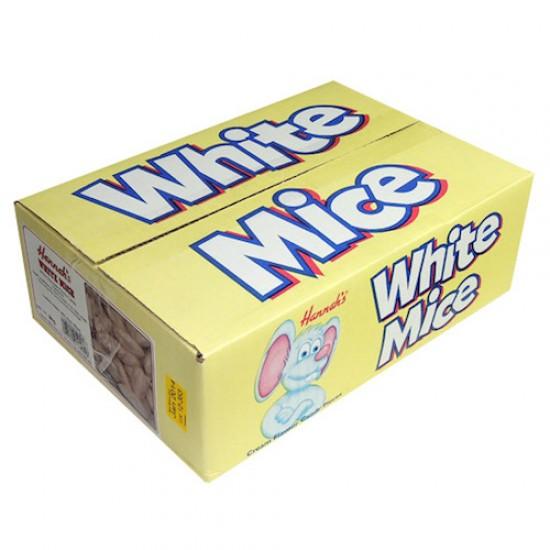 Chocolate White Mice: 3kg Box