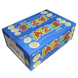 Giant White Chocolate Jazzies: 3kg Box