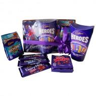 Cadbury Heroes & Friends Hamper