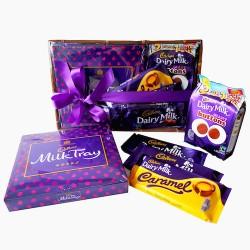 Cadbury Milk Tray & Friends Hamper