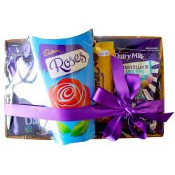 Cadbury Roses & Friends Hamper
