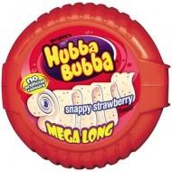Hubba Bubba Strawberry Tape: 12-Piece Box