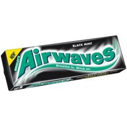 Wrigley's Airwaves Black Mint: 30-Piece Box