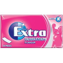 Wrigley's Extra Bubblegum: 12-Piece Box