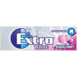Wrigley's Extra White Bubblemint: 30-Piece Box