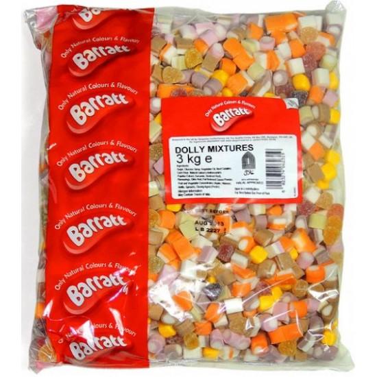 Dolly Mixture: 3kg Bag