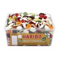 Haribo Fruity Frogs: 250-Piece Tub
