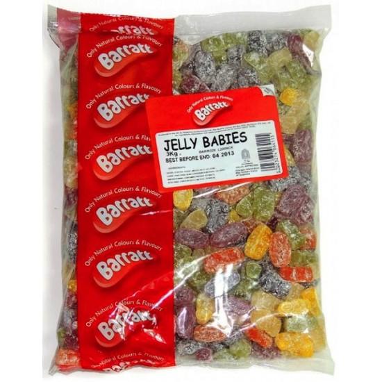 Jelly Babies: 3kg Bag