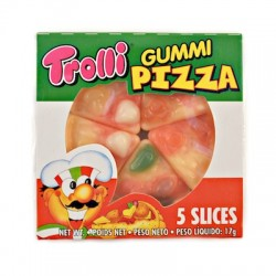 Trolli Gummi Pizza: 48-Piece Box
