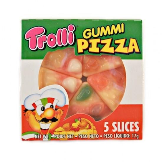 Trolli Gummi Pizza: 48-Piece Box