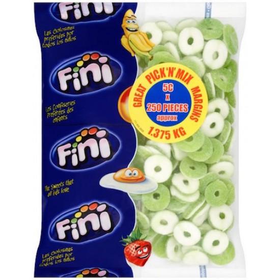 Fini Apple Rings: 250-Piece Bag
