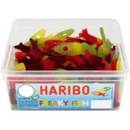Haribo Freaky Fish: 150-Piece Tub