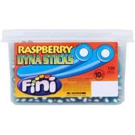 Fini Raspberry Dyna Stix: 120-Piece Tub