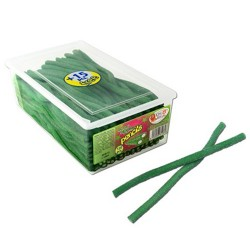 King Regal Sour Apple Pencils: 120-Piece Box