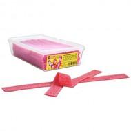 King Regal Sour Strawberry Belts 200 Pieces