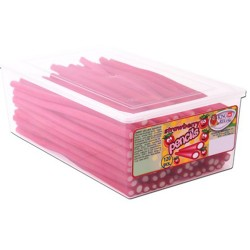 King Regal Strawberry Pencils: 120-Piece Box