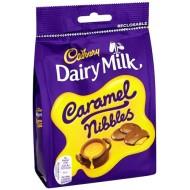 Cadbury Dairy Milk Caramel Nibbles 10 X 120g