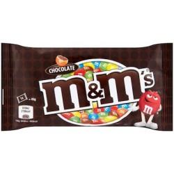 Chocolate M&Ms: 24-Piece Box