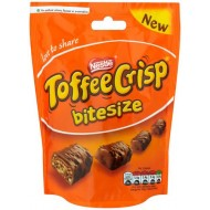 Toffee Crisp Bites 8 x 107g