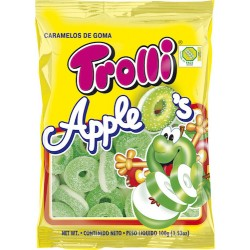 Trolli Apple Rings: 12-Piece Box