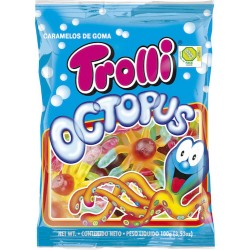 Trolli Gummy Octopus: 12-Piece Box