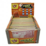 Edible Paper Money: 24-Piece Box