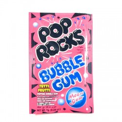 Pop Rocks Bubblegum 9g