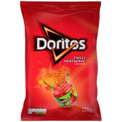 Doritos Extreme Chilli Large 19 x 150g