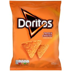 Doritos Tangy Cheese 40 x 40g