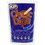 KP Milk Chocolate Dips 12 x 28g