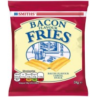 Smith's Bacon Fries 24 x 27g