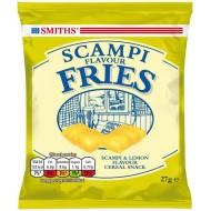 Smiths Scampi Fries 24 x 27g