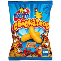 Tayto Chickatees 48 x 17g