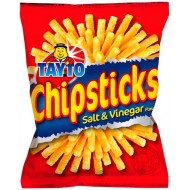 Tayto Chipsticks: 60-Piece Box