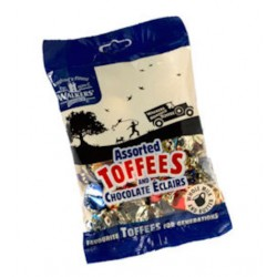 Walkers Assorted Toffees: 12-Piece Box