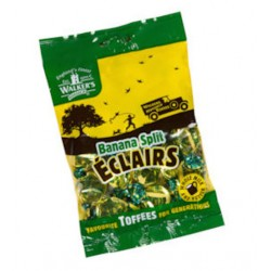 Walkers Banana Eclair Toffees: 12-Piece Box