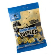Walkers Creamy English Toffees: 12-Piece Box